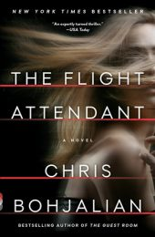 One of our recommended books for 2019 is The Flight Attendant by Chris Bohjalian