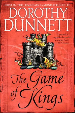 One of our recommended books for 2019 is The Game of Kings by Dorothy Dunnett