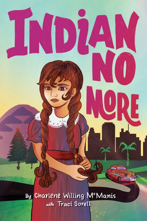 One of our recommended books for 2019 is Indian No More by Charlene Willing McManis