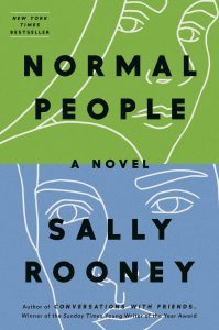 One of our recommended and most read books is Normal People by Sally Rooney
