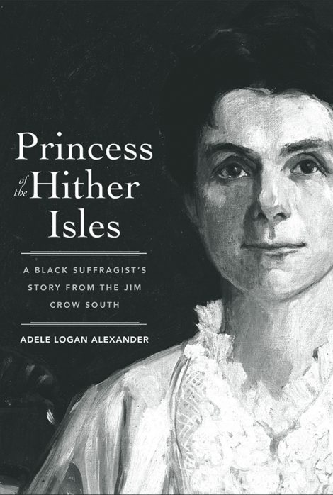 One of our recommended books for 2019 is Princess of the Hither Isles by Adele Logan Alexander