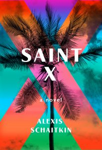 One of our recommended books for 2020 is Saint X by Alexis Schaitkin