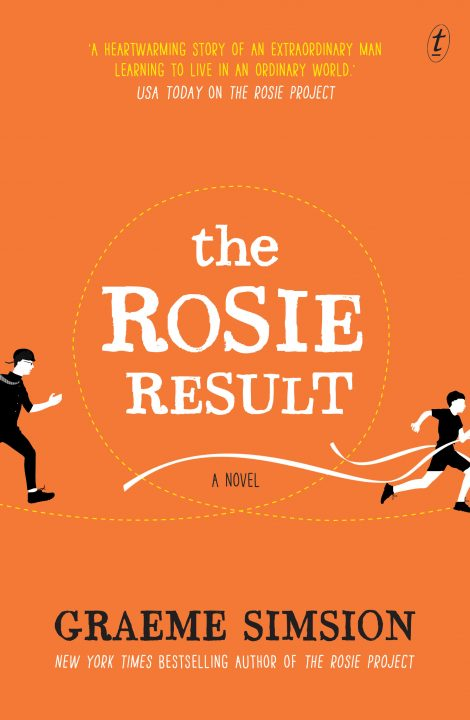 One of our recommended books for 2019 is The Rosie Result by Graeme Simsion