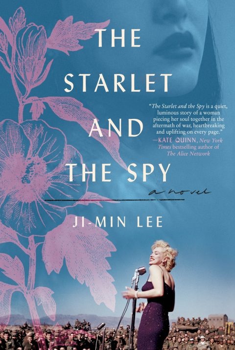 One of our recommended books for 2019 is The Starlet and the Spy by Ji-Min Lee