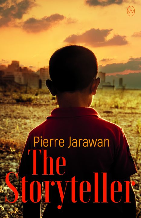 One of our recommended books for 2019 is The Storyteller by Pierre Jarawan