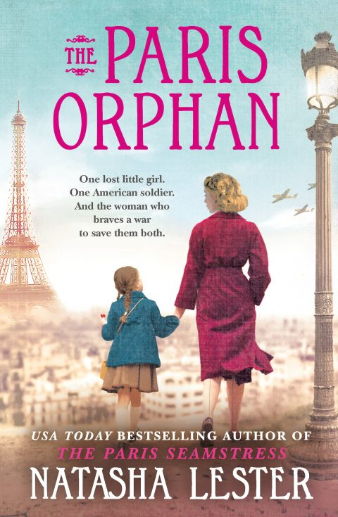 One of our recommended books for 2019 is The Paris Orphan by Natasha Lester
