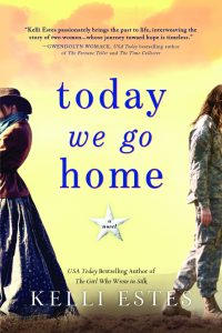 One of our recommended books for 2019 is Today We Go Home by Kelli Estes