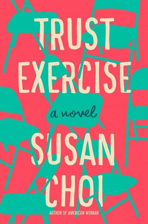 One of our recommended books for 2019 is Trust Exercise by Susan Choi