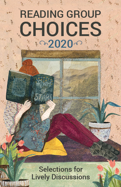 The Reading Group Choices 2020 guide contains over 60 book recommendations
