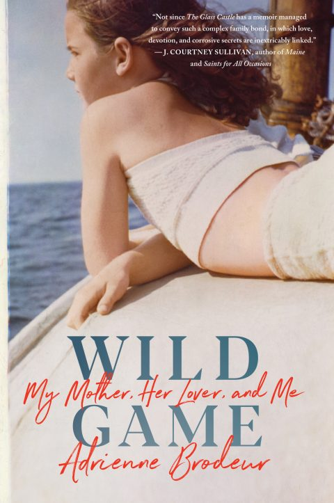 One of our recommended books for 2019 is Wild Game by Adrienne Brodeur