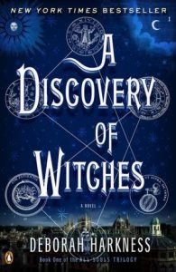 One of our recommended books is Discovery of Witches by Deborah Harkness