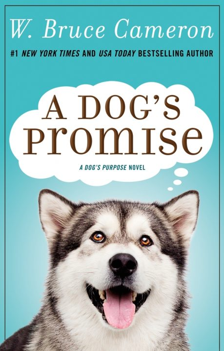 One of our recommended books is A Dog's Promise by W. Bruce Cameron