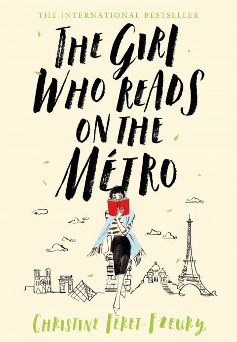 One of our recommended books for 2019 is Girl Who Reads on the Metro by Christine Féret-Fleury