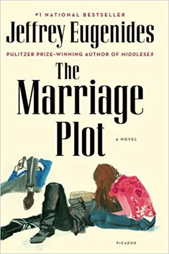 One of our recommended books is The Marriage Plot by Jeffrey Eugenides