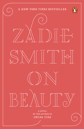 One of our recommended books is On Beauty by Zadie Smith