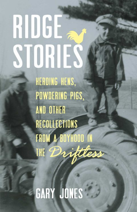 One of our recommended books for 2019 is Ridge Stories by Gary Jones