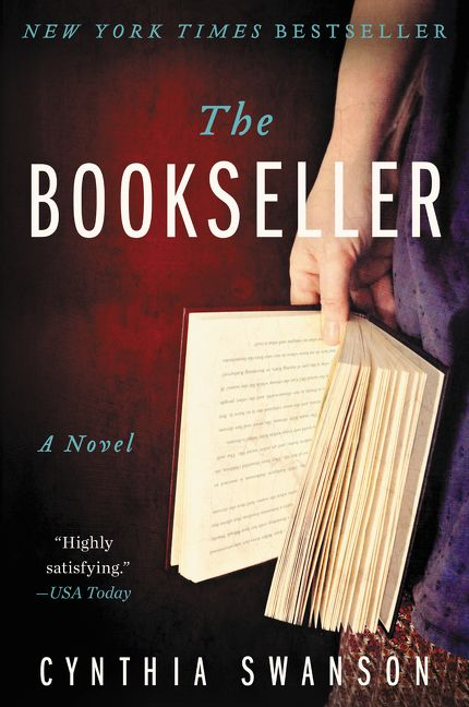 One of our recommended books is The Bookseller by Cynthia Swanson