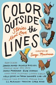 One of our recommended books for 2019 is Color Outside the Lines by Sangu Mandanna