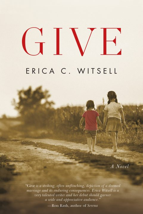 One of our recommended books for 2019 is Give by Erica Witsell