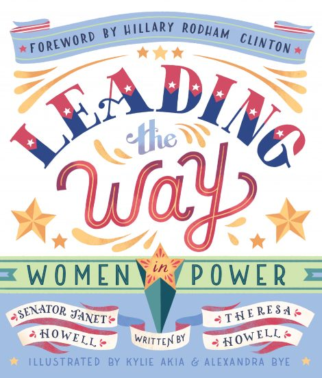 One of our recommended books for 2019 is Leading the Way by Janet and Theresa Howell