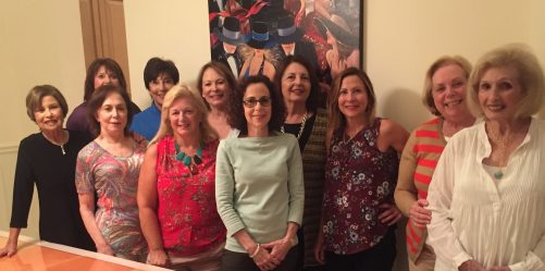 The Reading Group Choices Spotlight Book Group in October 2019 is Mirasol Book Group