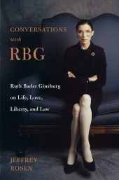 One of our recommended books for 2019 is Conversations with RBG
