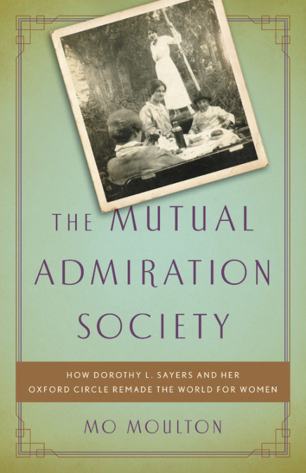 One of our recommended books for 2019 is The Mutual Admiration Society by Mo Moulton