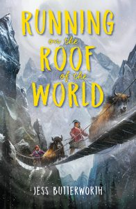 One of our recommended books for 2019 is Running on the Roof of the World by Jess Butterworth