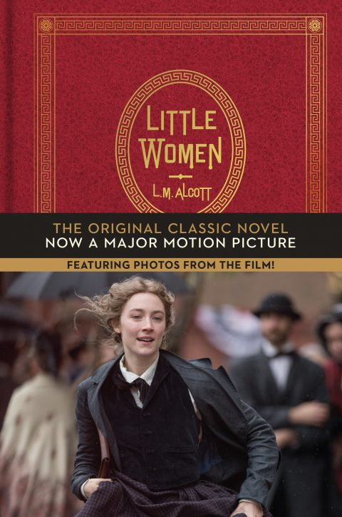 One of our recommended books is Little Women by Louisa May Alcott