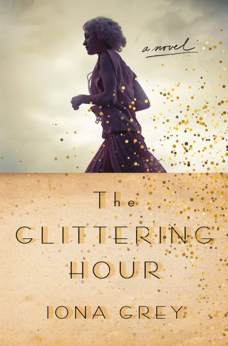 One of our recommended books for 2019 is The Glittering Hour by Iona Grey