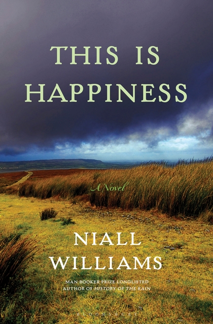 One of our recommended books for 2019 is This Is Happiness by Niall Williams