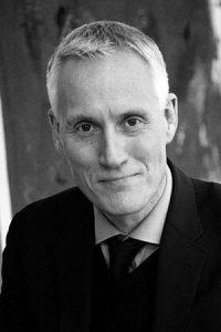 Olaf Olafsson is the author of The Sacrament, Photo by Annelisa Leinbach