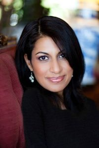 Shilpi Somaya Gowda is the author of The Shape of Family, credit Stacy Bostrom
