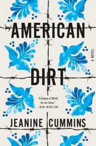 One of our recommended books for 2020 is American Dirt by Jeanine Cummins