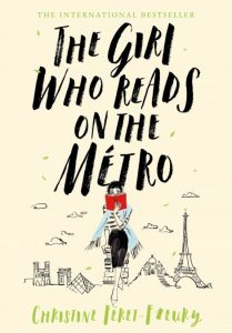 The Girl Who Reads on the Metro by Christine Feret-Fleury is a recommended book to read in one sitting