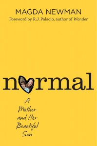 One of our recommended books for 2020 is Normal by Magda Newman