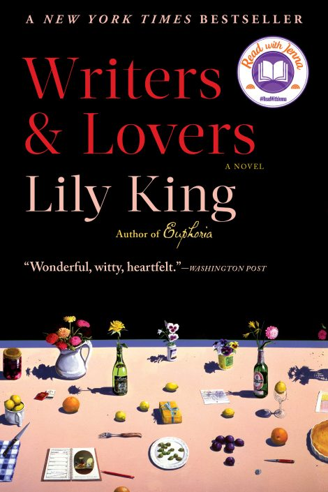 One of our recommended books is Writers & Lovers by Lily King