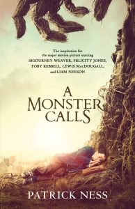 A Monster Calls by Patrick Ness is a recommended book to read in one sitting