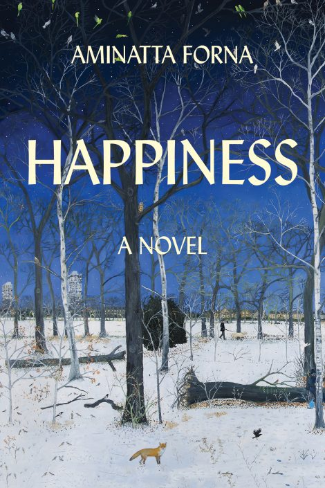 One of our recommended books is Happiness by Aminatta Forna