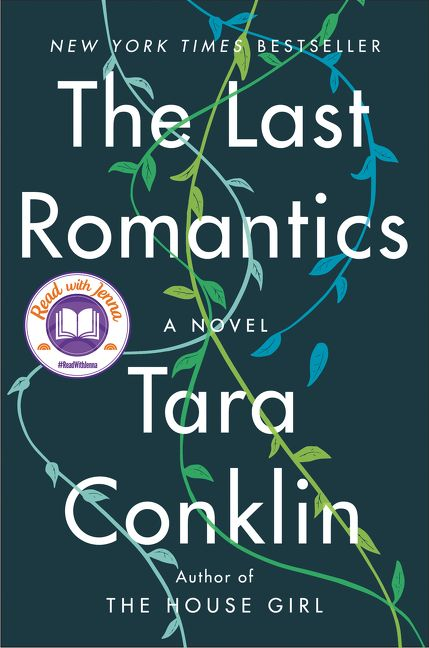 One of our recommended books is The Last Romantics by Tara Conklin