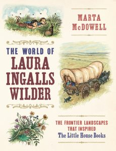 One of our recommended books is The Laura Ingalls Wilder by Marta McDowell