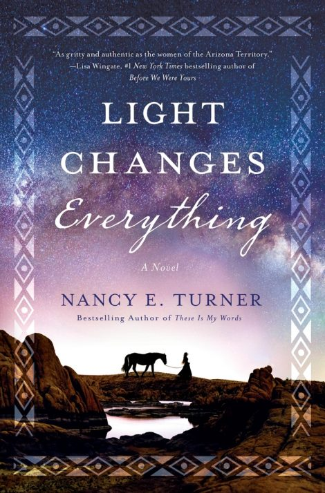 One of our recommended books is Light Changes Everything by Nancy Turner