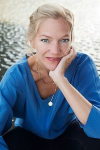 Maja Lunde is the author of The End of the Ocean, photo credit Oda Berby