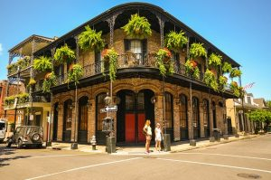 New Orleans is a literary city