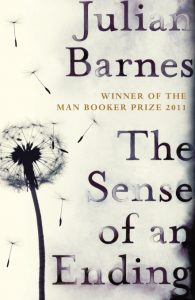 The Sense of an Ending by Julian Barnes is a recommended book to read in one sitting