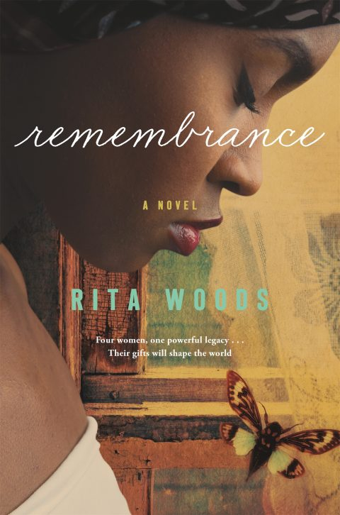 One of our recommended books for 2020 is Remembrance by Rita Woods