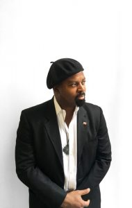 Ben Okri is the author of The Freedom Artist