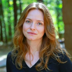 Sarah McColl is the author of Joy Enough, credit Joanna Eldredge Morrissey