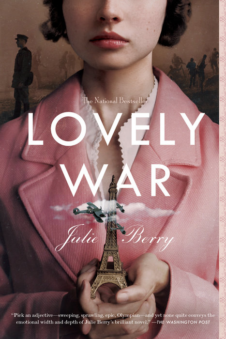 One of our recommended books for 2020 is Lovely War by Julie Berry