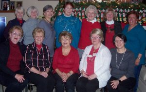 Morse Lakes Ladies is the January 2020 Spotlight Group on Reading Group Choices